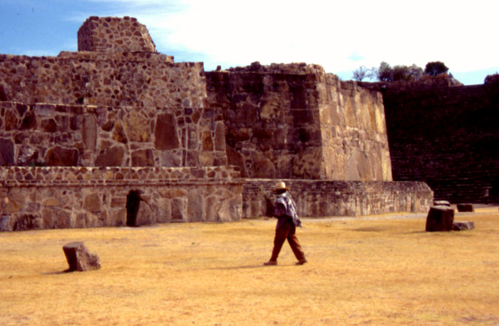 Monte Albán- Oaxaca
