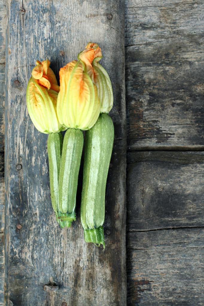 zucchine, orto