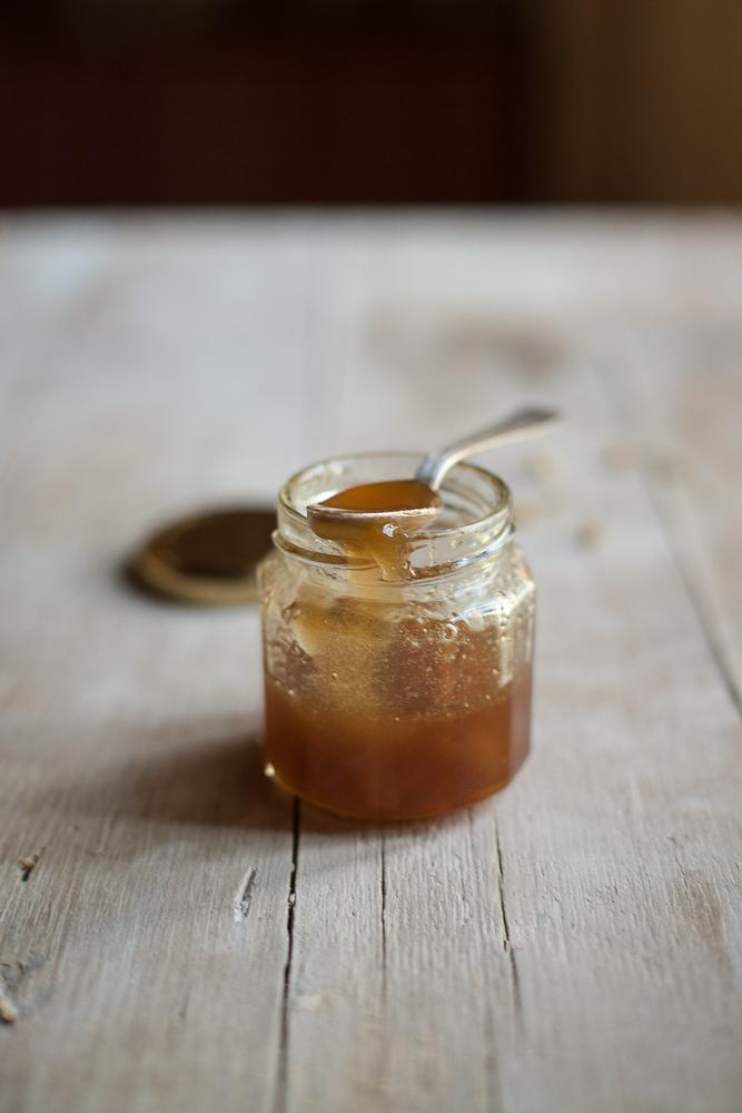 Cake alla camomilla e miele millefiori