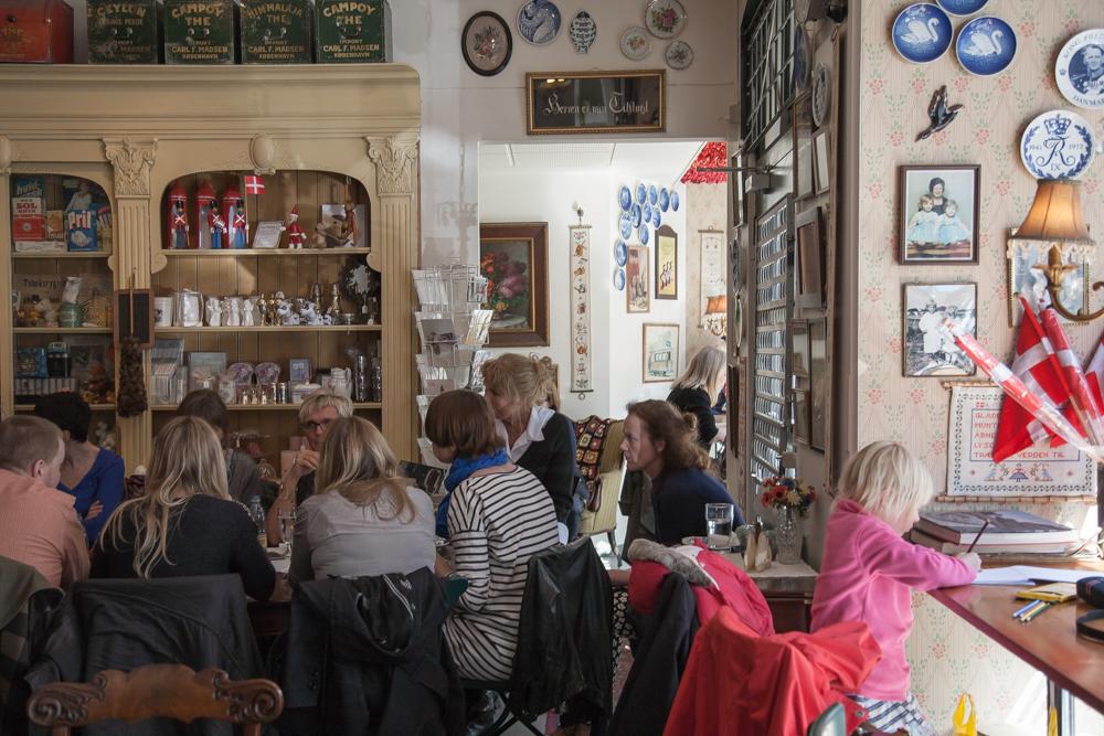 Copenhagen- Mormors Cafè