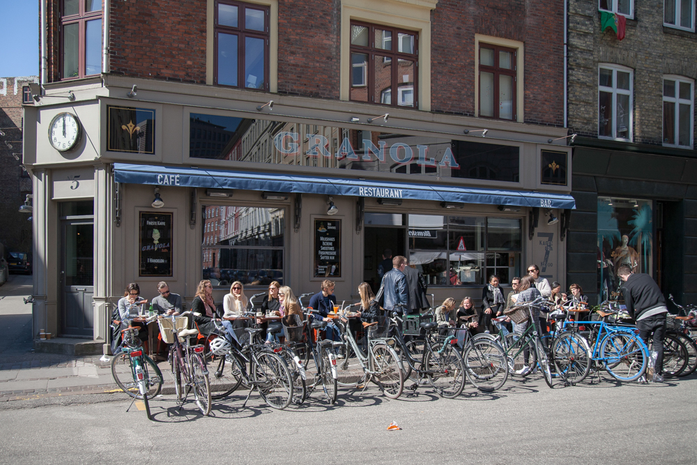 Copenhagen Granola Café