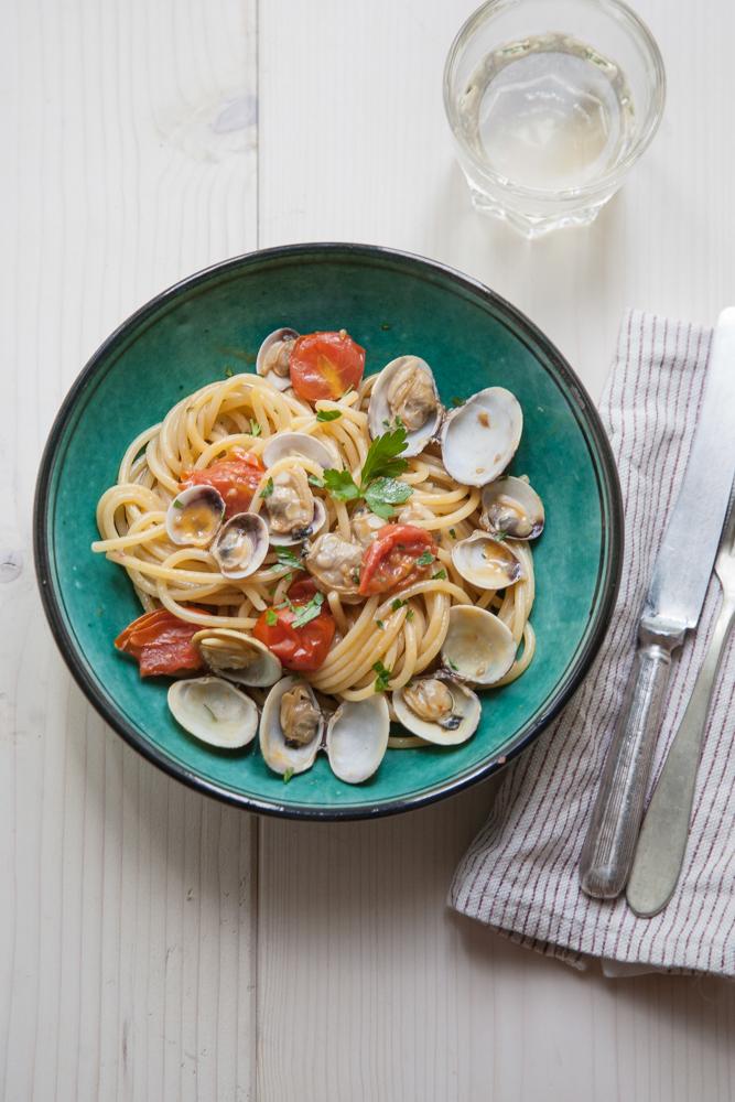 Spaghetti con le vongole-6-2