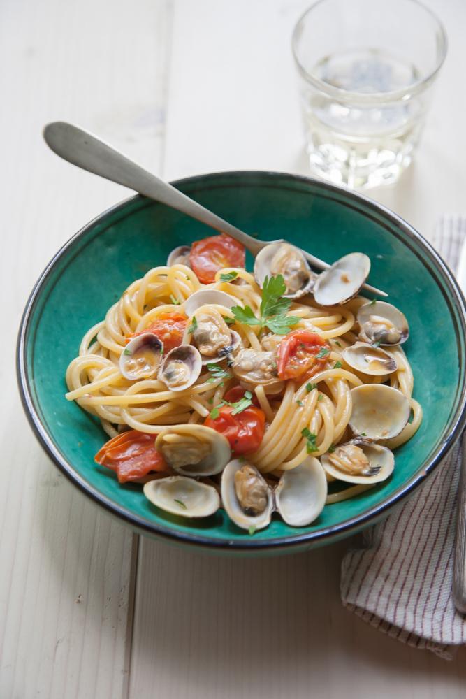 Spaghetti con le vongole-7-2