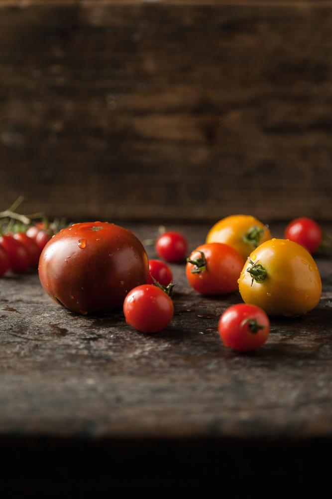 crostata di segale con pomodori e quartirolo-9
