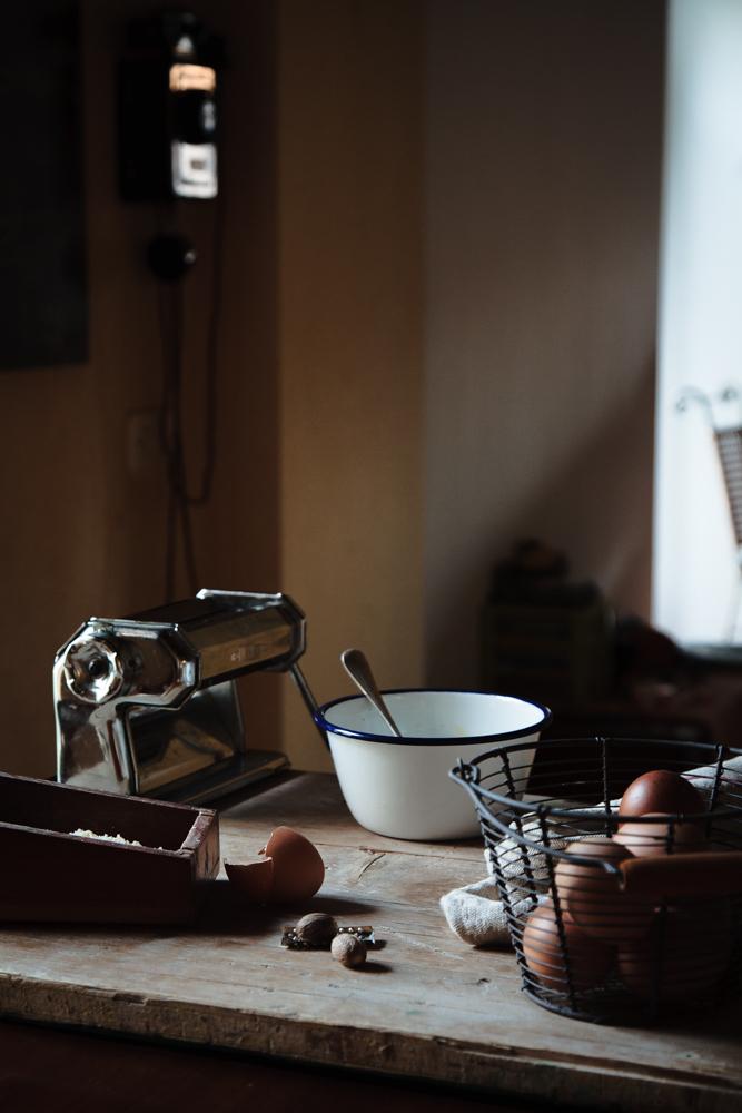 cappelletti con formaggio raviggiolo fatto in casa-4