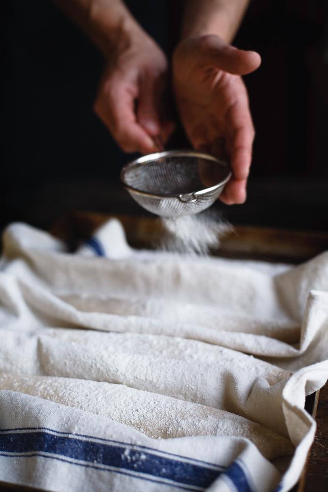 Mini baguette con miscela di grani antichi
