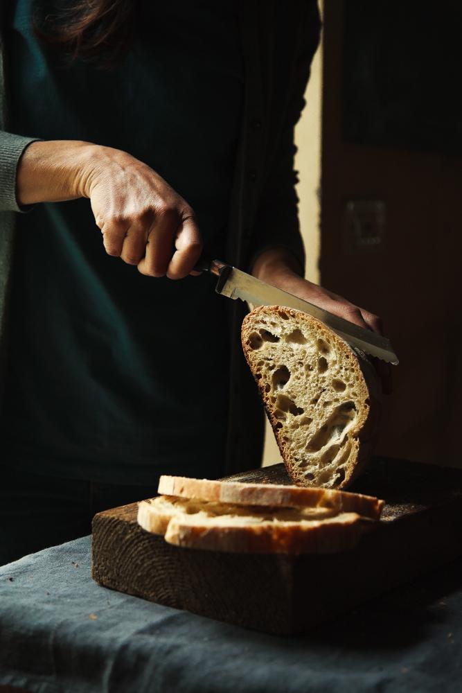 Pagnotta con farina di grano Tritordeum-3