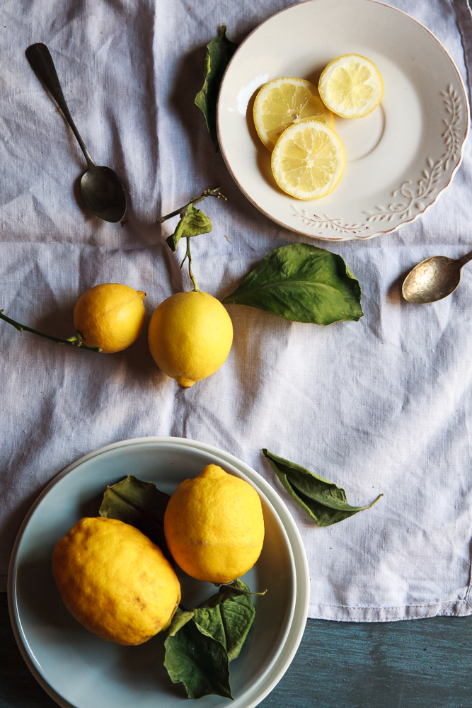 Limoni- food photography