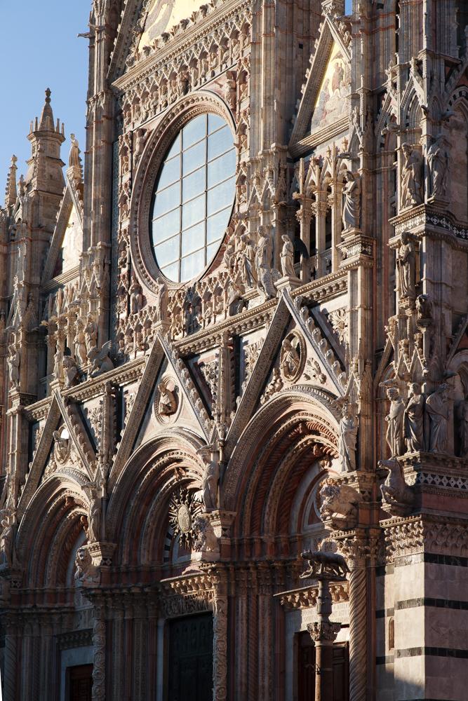 Siena Duomo particolare