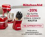 Promozione KitchenAid